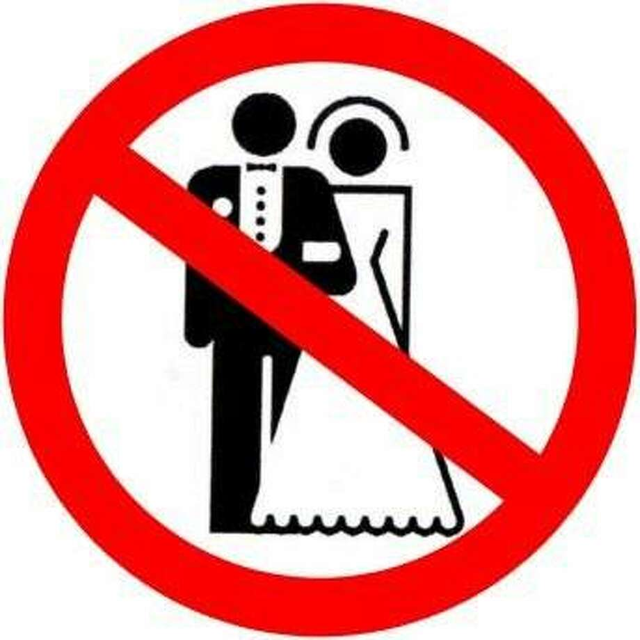 No marriage Photo: Wordpress.com