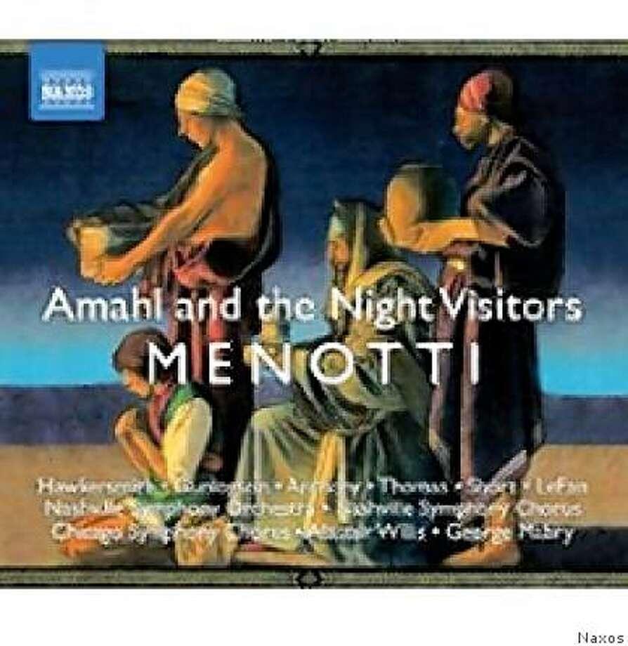 CD cover Photo: Naxos