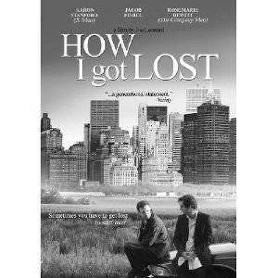dvd cover HOW I GOT LOST Photo: Amazon.com