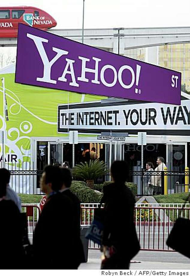While Northern Californians may think they own the Internet, thanks to widely known locals like Yahoo and Google, Silicon Valley came in fourth in employment with 18,100 Internet jobs behind New York (26,300), Dallas-Fort Worth (20,900) and Washington (20,300). Photo: Robyn Beck, AFP/Getty Images