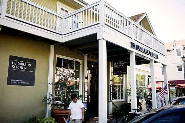 El Dorado Hotel now features 27 recently refurbished guest rooms and three bungalows at the corner of First St. West, off the plaza, in Sonoma, Ca., on Saturday, July 17, 2010. Photo: Lianne Milton, Special To The Chronicle