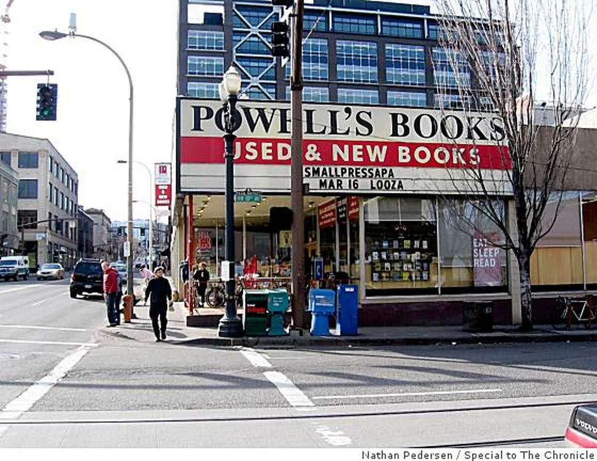 Powell's Books;