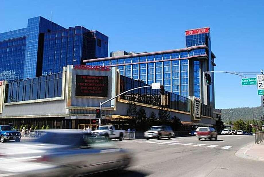 Harvey's Casino, South Lake Tahoe Photo: John Flinn, Special To The Chronicle