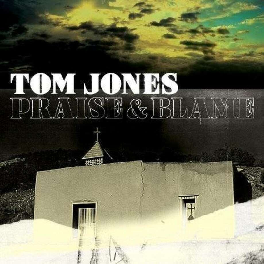 Tom Jones, 'Praise and Blame' (2010) cover art Photo: Lost Highway