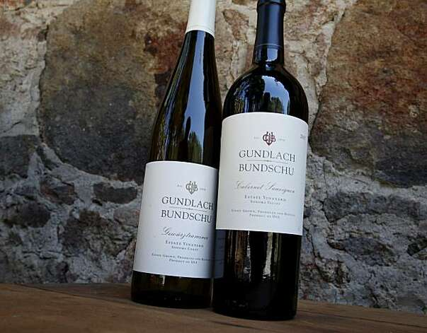 The Gundlach Bundschu label has been an institution in Sonoma Valley for over 100 years. The Gundlach Bundschu winery in Sonoma, Calif. has over 300 acres of grapes and a wide ranging tour that is popular with tourists and residents alike. Photo: Brant Ward, The Chronicle