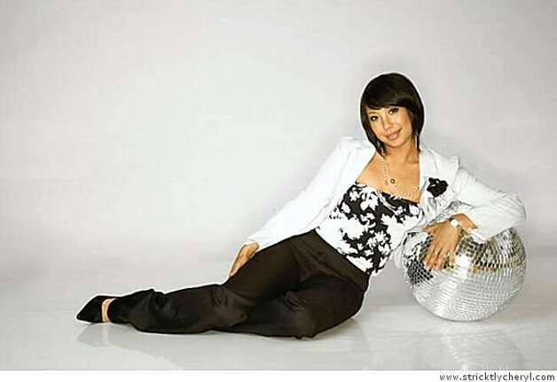 "Cheryl Burke of ""Dancing With the Stars."" Photo: Www.stricktlycheryl.com"