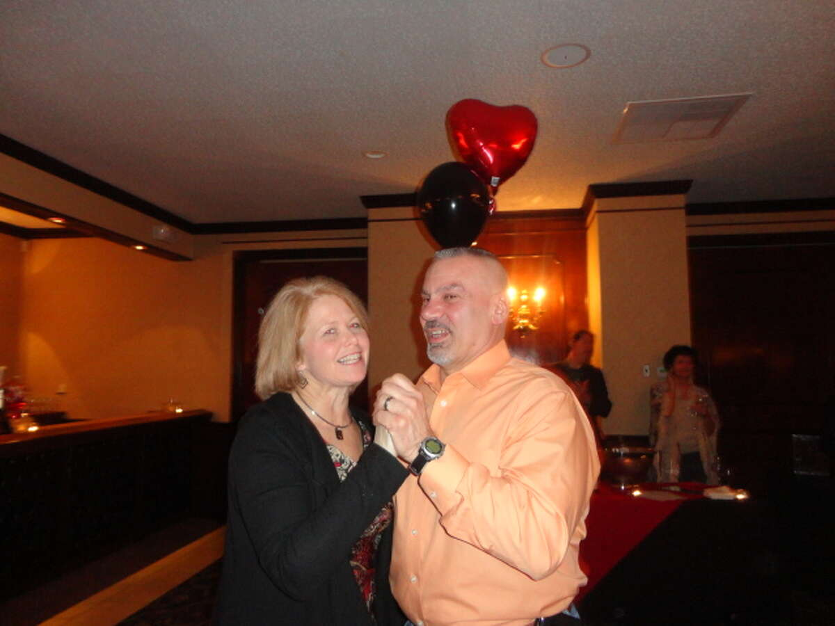 Were you SEEN at the American Cancer Society's Hope Club event at the Century House in Latham on Friday, February 10, 2012?