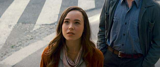 "Ellen Page as Ariadne in Warner Bros. Pictures' and Legendary Pictures' sci-fi action film ""Inception,"" a Warner Bros. Pictures release. (Courtesy Warner Bros. Pictures/MCT) Photo: Handout, MCT"