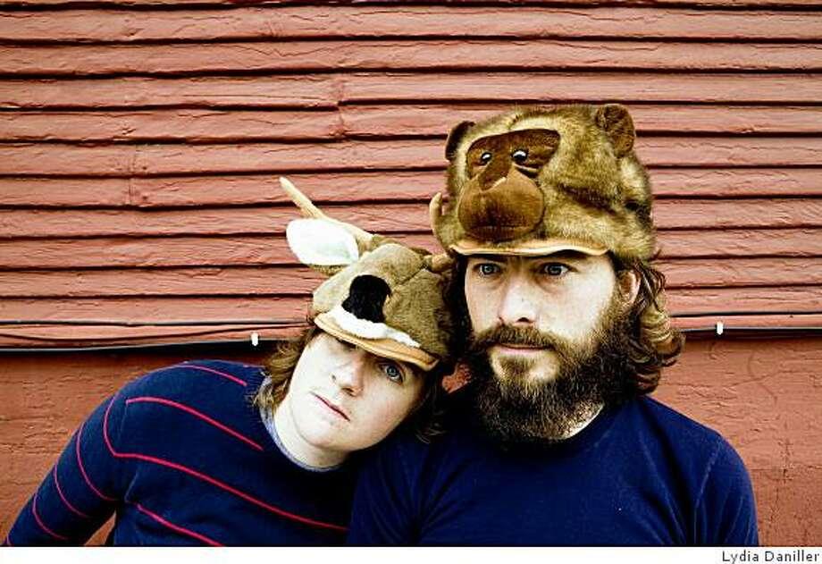 Tartufi's Lynne Angel and Brian Gorman rock the Eagle Tavern tonight. Photo: Lydia Daniller