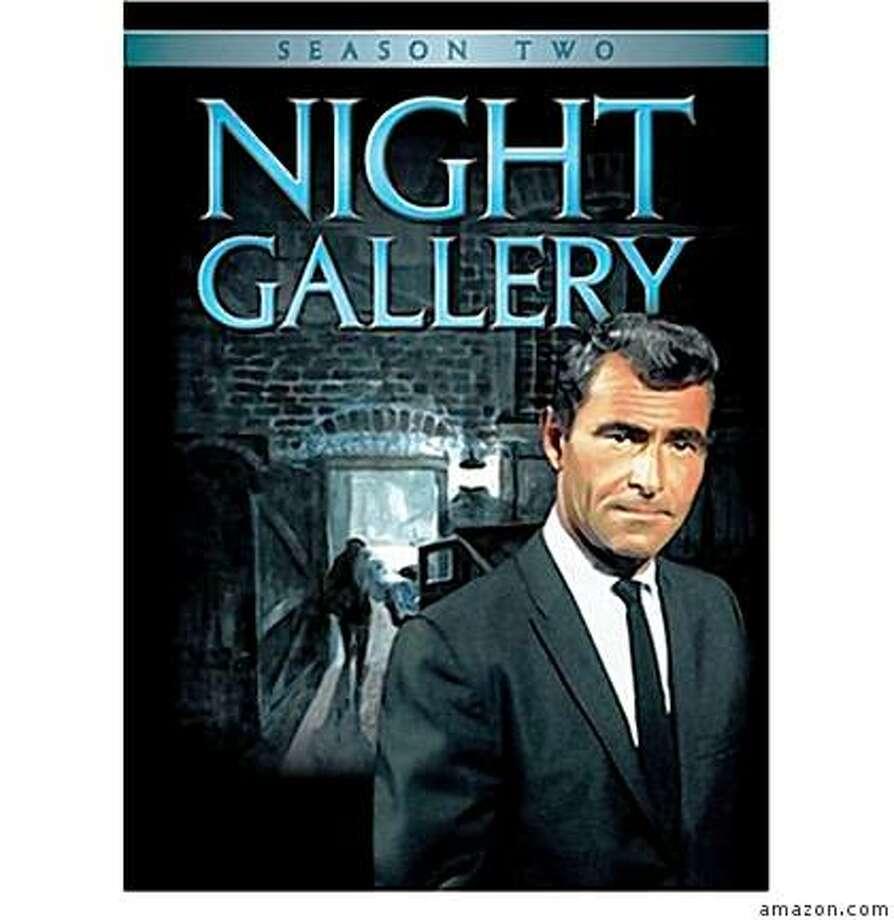 dvd cover NIGHT GALLERY: SEASON TWO Photo: Amazon.com