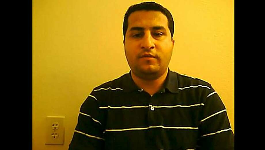 This frame grab image taken from a video posted on YouTube in late June shows a man who identifies himself as Shahram Amiri, an Iranian citizen, saying he was in the U.S. at the time of the recording and that the date is June 23, 2010. In this video, which emerged after three previous conflicting videos, Amiri, urges his family not to worry about his safety and that he hopes to return home to Iran soon. Amiri, who sought refuge at a Pakistani embassy office in Washington Monday July 12, 2010 and who Iranclaims was abducted, is free to return to his homeland, the State Department said Tuesday. Photo: Associated Press