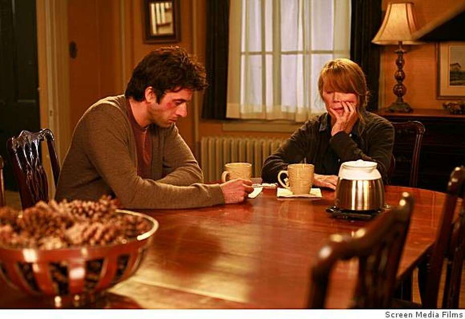 "Troy Garity and Sissy Spacek star in ""Lake City."" Photo: Screen Media Films"