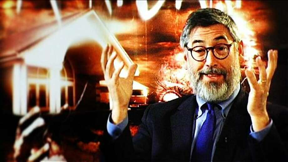 Film director John Landis appears in AMERICAN GRINDHOUSE Photo: Lux Digital Pictures