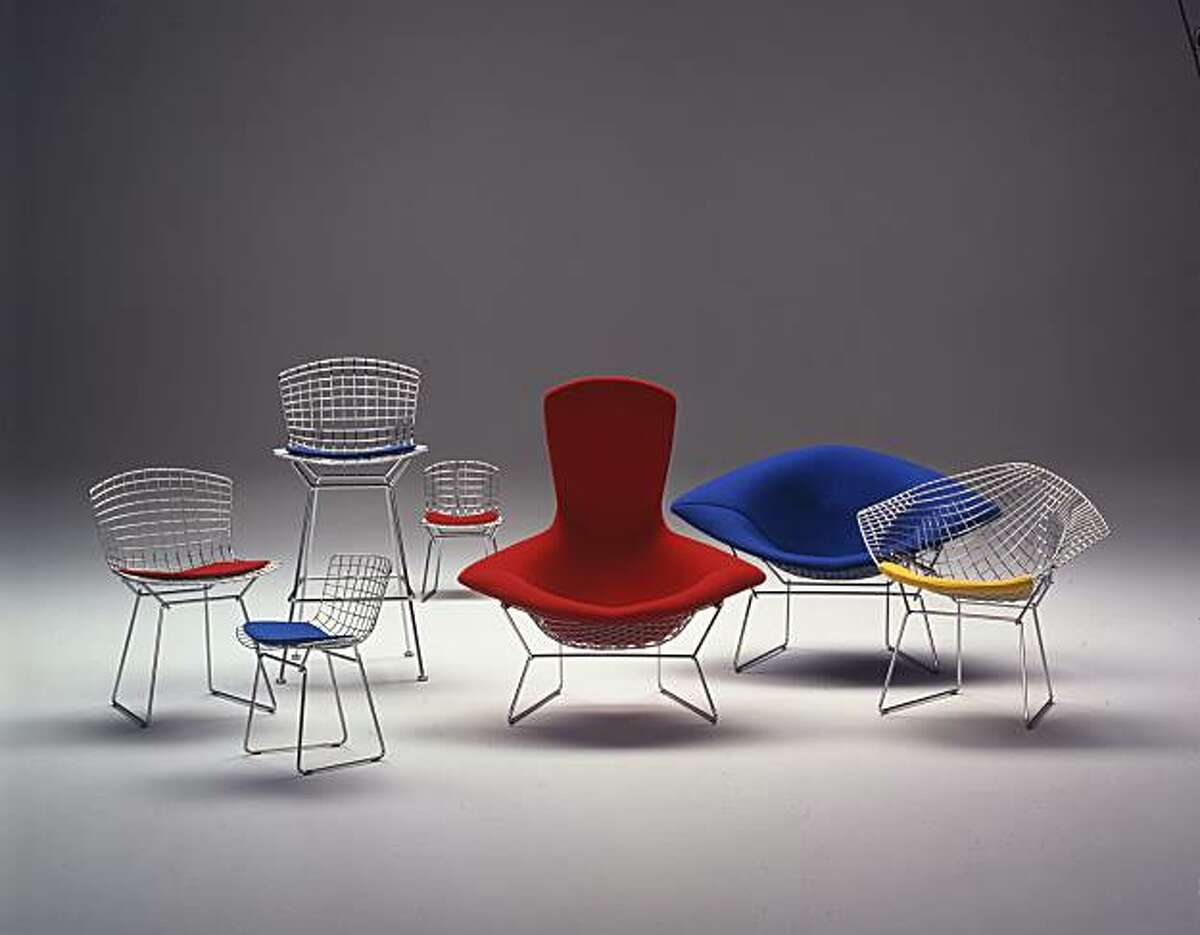Modernist furniture from Knoll