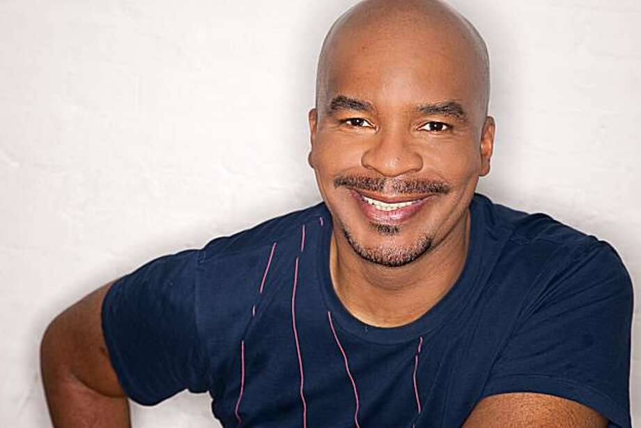 David Alan Grier and the photo credit is Claire Buffie Photo: Claire Buffie