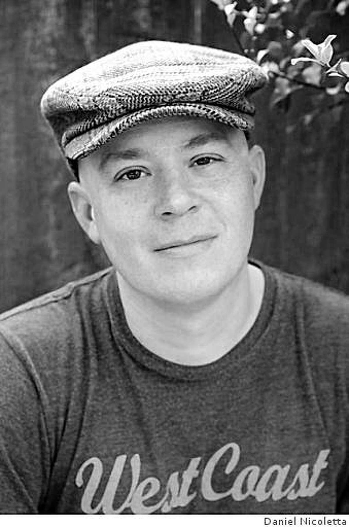 Marcus Ewert, author of