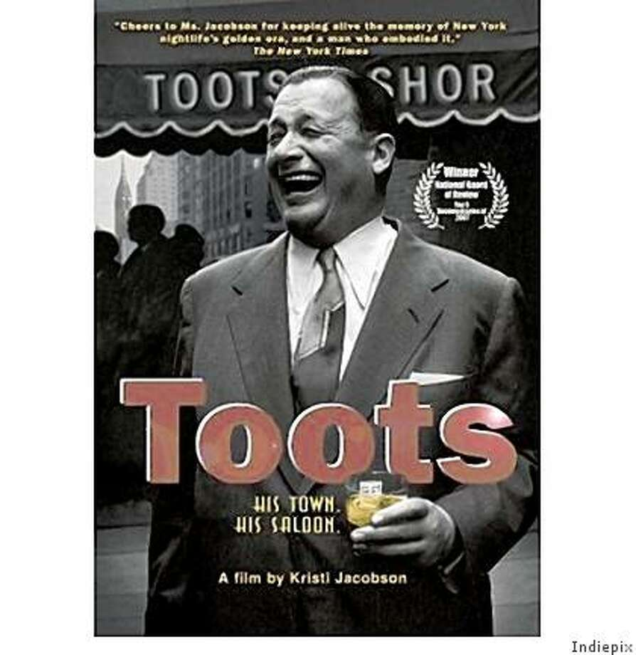 DVD cover: Toots Photo: Indiepix