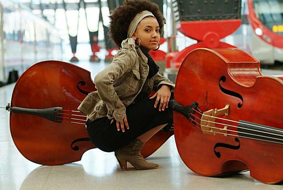Esperanza Spalding is on the lineup for the San Francisco Jazz Festival's fall program Photo: Johann Sauty, Courtesy SFJazz