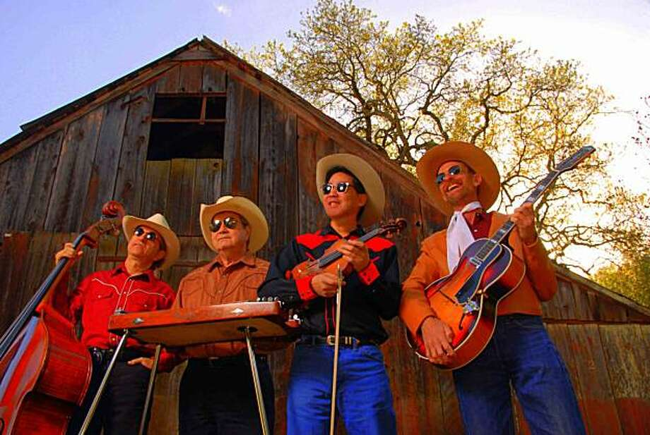 The Saddle Cats will perform as part of this year's People in Plazas program Photo: Scott Wall, Courtesy People In Plazas