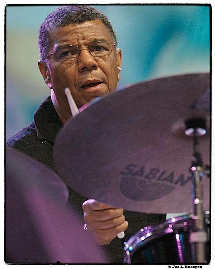 Jazz drummer Jack De Johnette Photo: Jazz.com