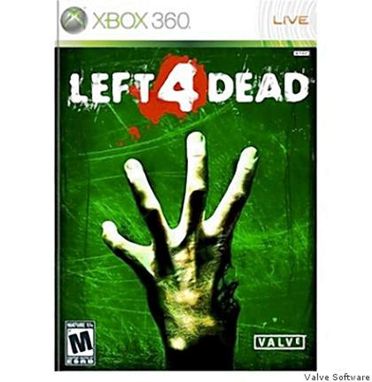 Left 4 Dead. Publisher: Valve Software/ Electronic Arts. Developer: Valve Software. $49.99-59.99. PC and XBOX 360.