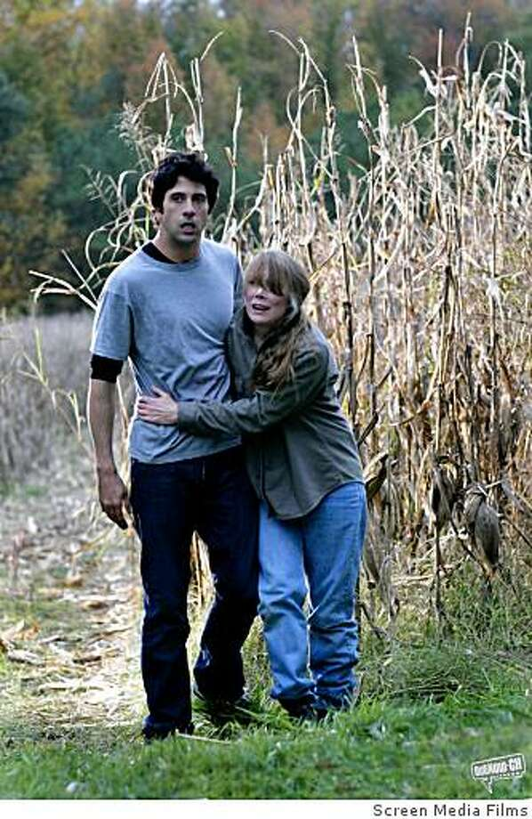 "Troy Garity and Sissy Spacek in ""Lake City."" Photo: Screen Media Films"