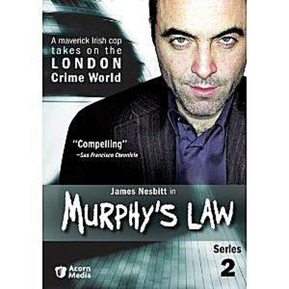dvd cover MURPHY'S LAW: SEASON 2 Photo: Amazon.com