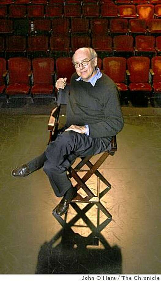 Playwright Mart Crowley Photo: John O'Hara, The Chronicle