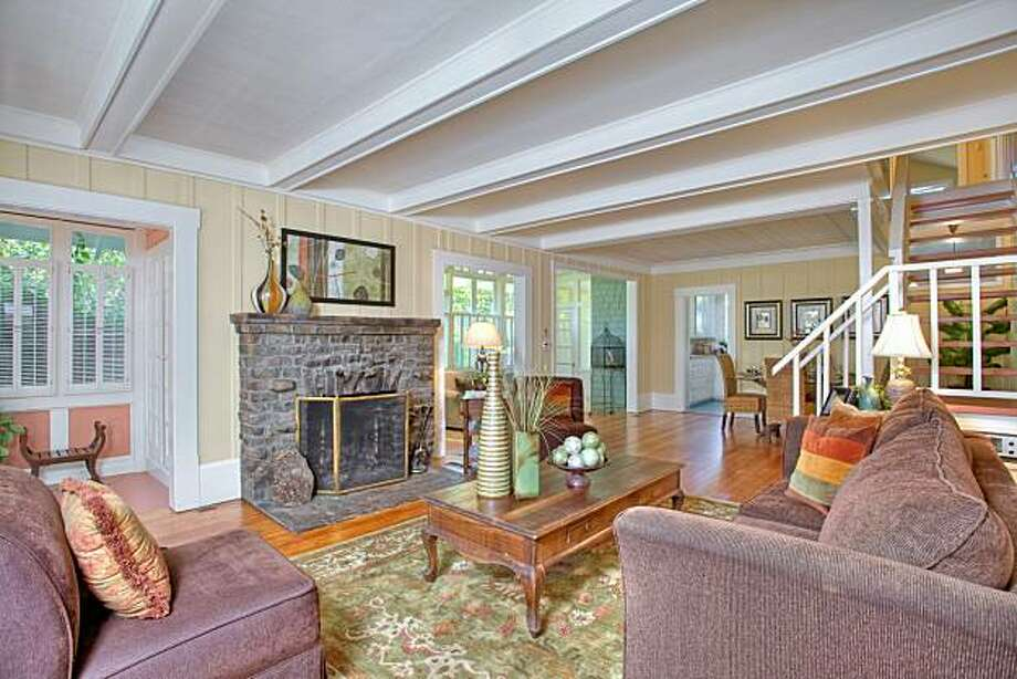 A shot of 601 Laurel for What You Can Buy. Photo: Courtesy Alain Pinel Realtors