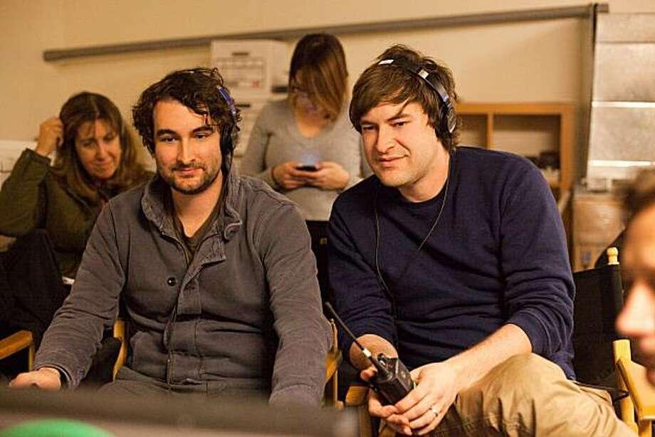 """Cyrus"" writer-directors Jay Duplass (left) and Mark Duplass. Photo: Chuck Zlotnick, Fox Searchlight 2010"