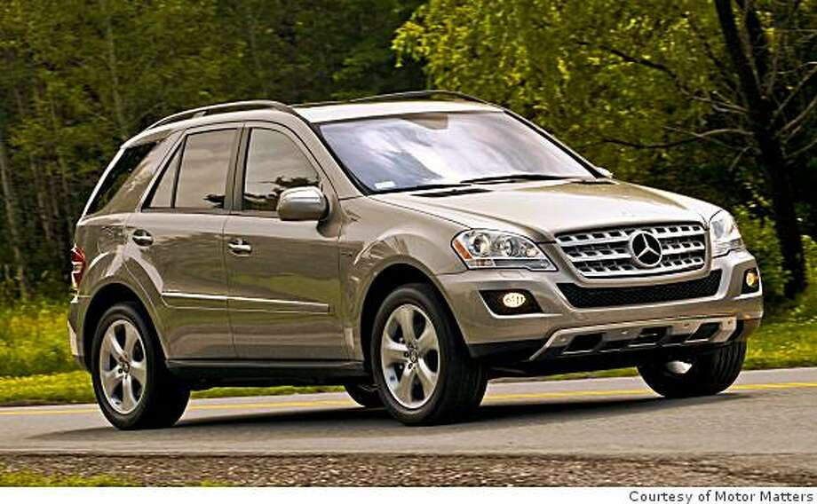 2009 Mercedes-Benz ML 320 BlueTEC Photo: Courtesy Of Motor Matters
