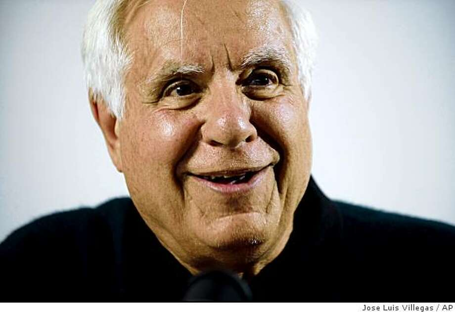 Oakland Athletics owner Lew Wolff, is seen Monday, Nov. 10, 2008 in Sacramento, Calif. Wolff remains optimistic about building a state-of-the-art ballpark in Fremont despite challenges and a shaky economic situation. (AP Photo/The Sacramento Bee, Jose Luis Villegas) ** MAGS OUT, NO SALES, TV OUT, ONLINE OUT ** Photo: Jose Luis Villegas, AP
