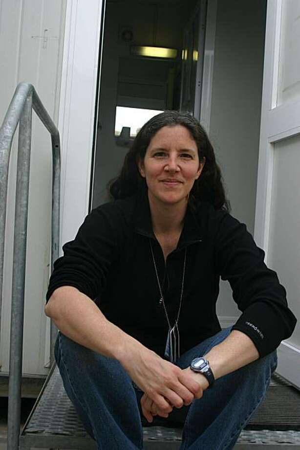 "Director Laura Poitras (""The Oath"") Photo: Zeitgeist Films"