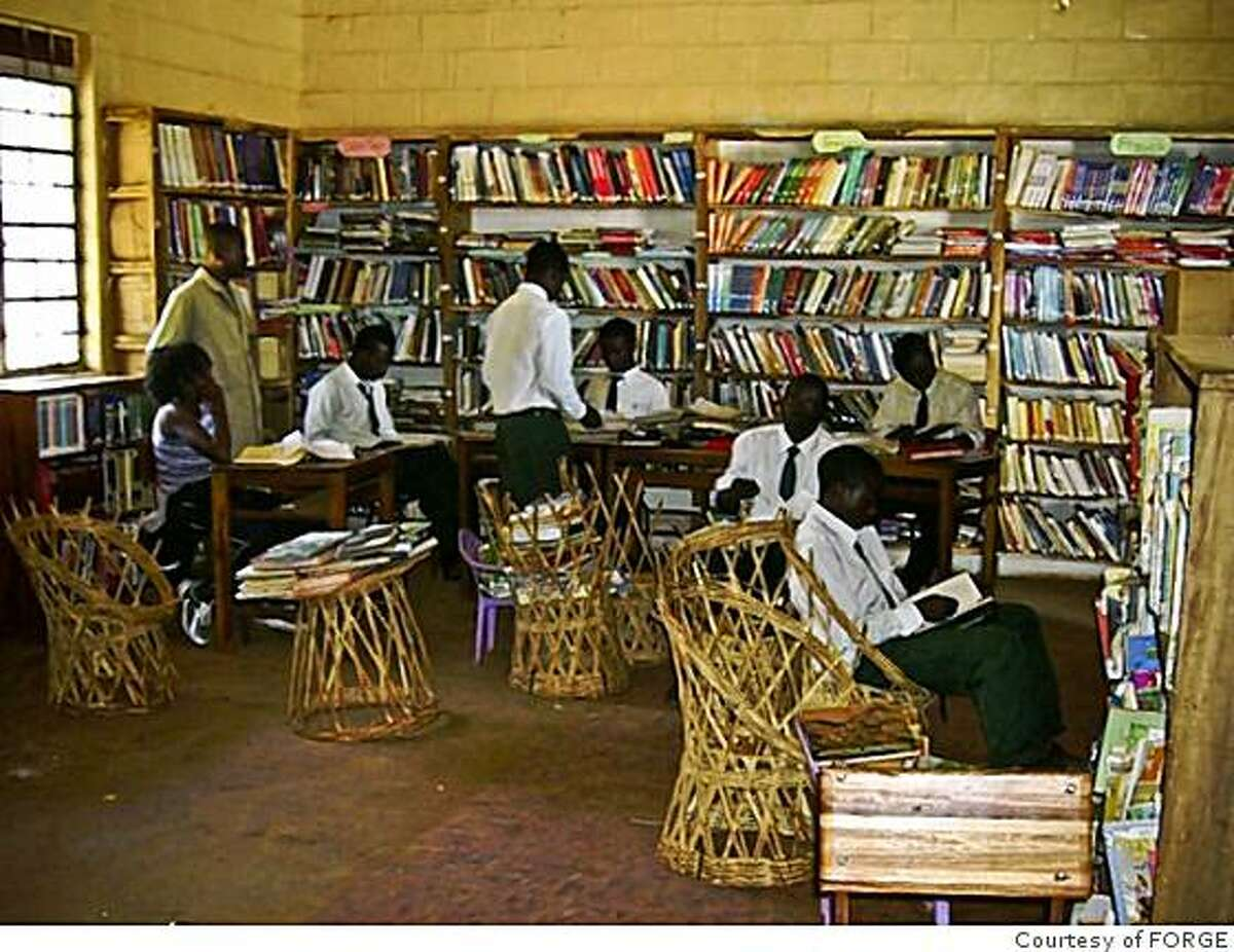 The Meheba Friendly Library is always busy with adults and students using the facility. The facility first opened in 2004, it is hailed as