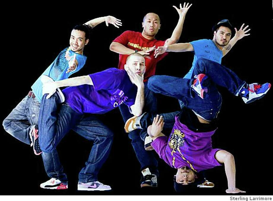 Soul Sector is part of the San Francisco Hip Hop Dancefest Nov. 21-23, 2008. Photo: Sterling Larrimore