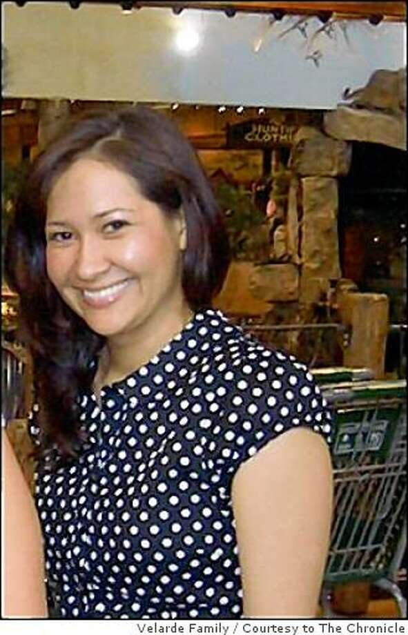 Vicky Velarde was found shot to death in a home on Missouri Street in San Francisco's Potrero Hill on Nov. 11, 2008. Photo: Velarde Family, Courtesy To The Chronicle