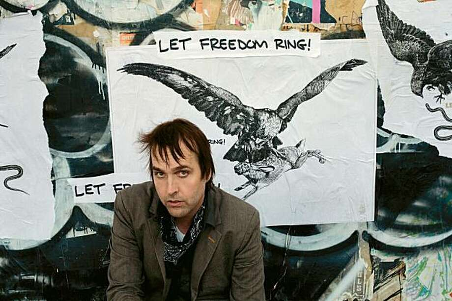 Chuck Prophet and Mission Express perform June 18 at the Great American Music Hall Photo: Great American Music Hall