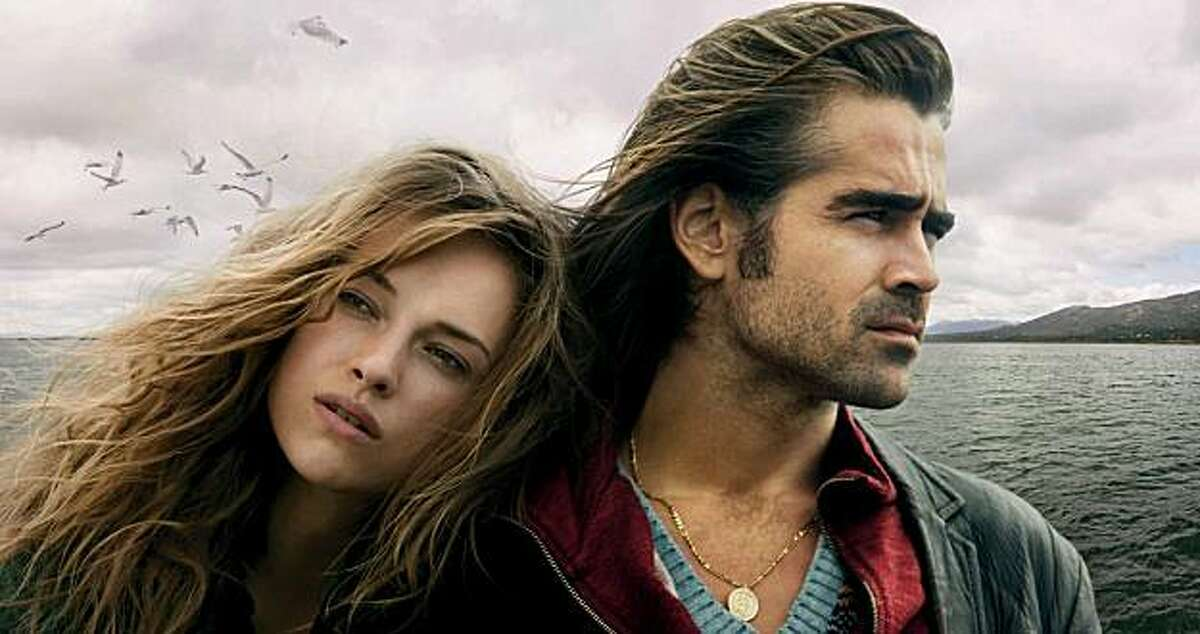 Alicja Bachleda and Colin Farrell in ONDINE, a Magnolia Pictures release.
