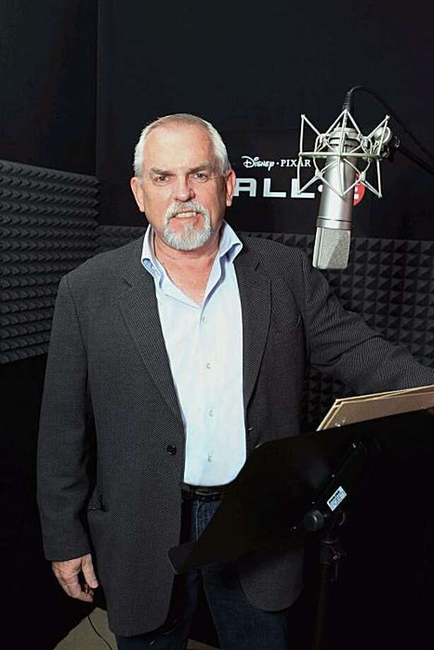 "John Ratzenberger, the voice of Hamm the Piggy Bank from ""Toy Story 3."" Photo: Disney / Pixar"