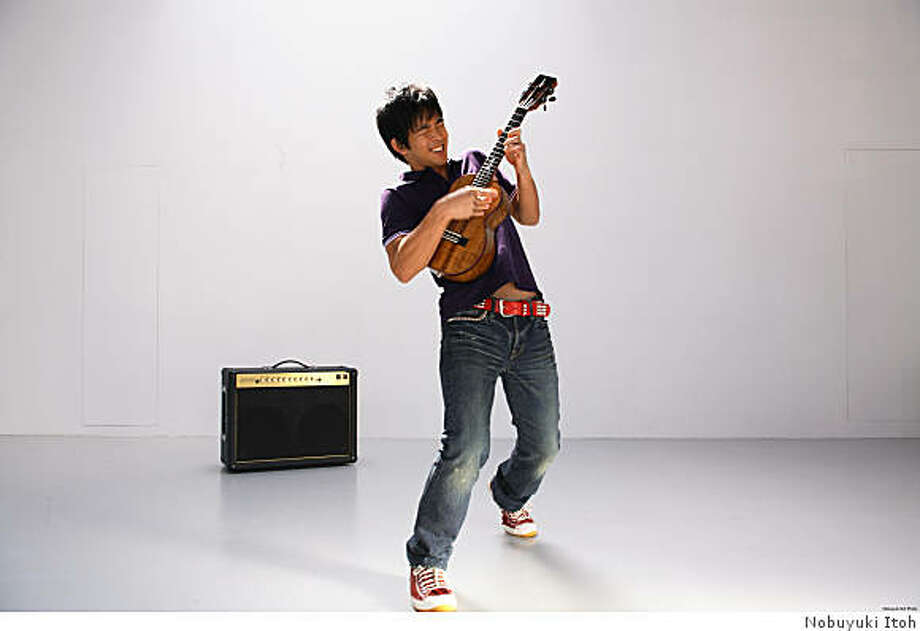 Ukulele player Jake Shimabukuro is the featured performer at the SF Jazz Festival's family concert. Photo: Nobuyuki Itoh