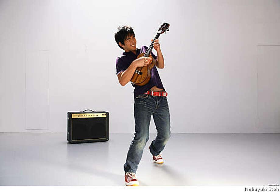 Jake Shimabukuro Ukulele Virtuoso Sfgate