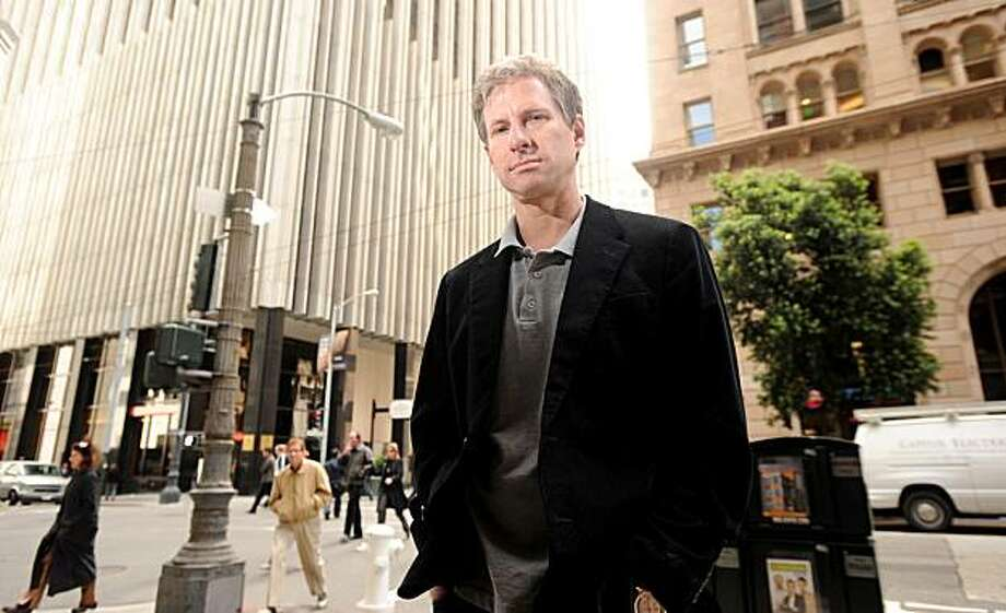Chris Larsen, co-founder and CEO of Prosper, poses on Monday, April 27, 2009, in San Francisco. Photo: Noah Berger, Special To The Chronicle