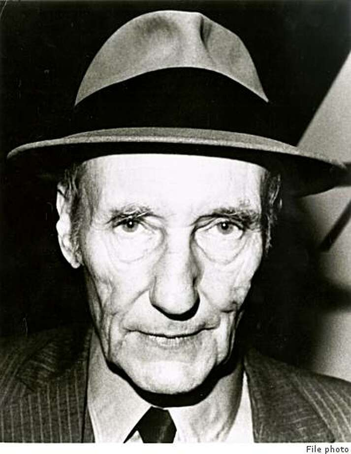 Writer William Burroughs / no date given / no credit given / file photo Photo: File Photo