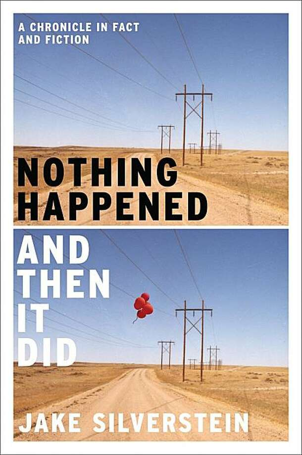 """Nothing Happened and Then It Did"" Photo: W.W. Norton & Co."