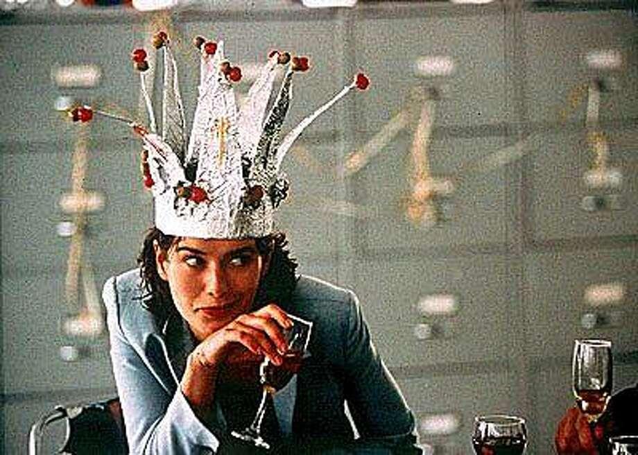 """Lena Headey in """"Aberdeen."""" Photo: First Run Features 2000"""