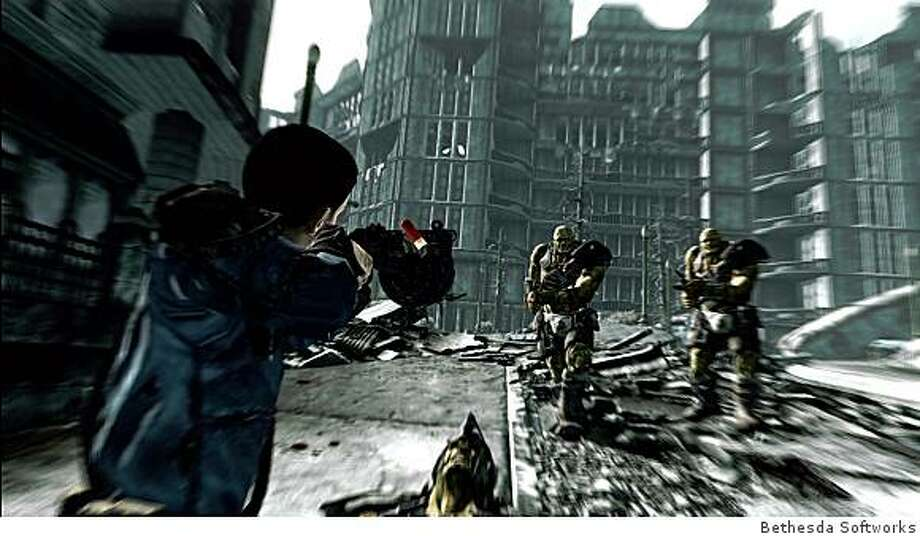 Fallout 3: Nuclear apocalypse, here we come! - SFGate