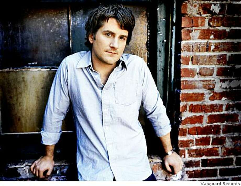 """Matt Nathanson, the San Francisco-based singer-songwriter behind the hit """"Come On Get Higher,"""" is a VH1 """"You Oughta Know"""" artist. Photo: Vanguard Records"""