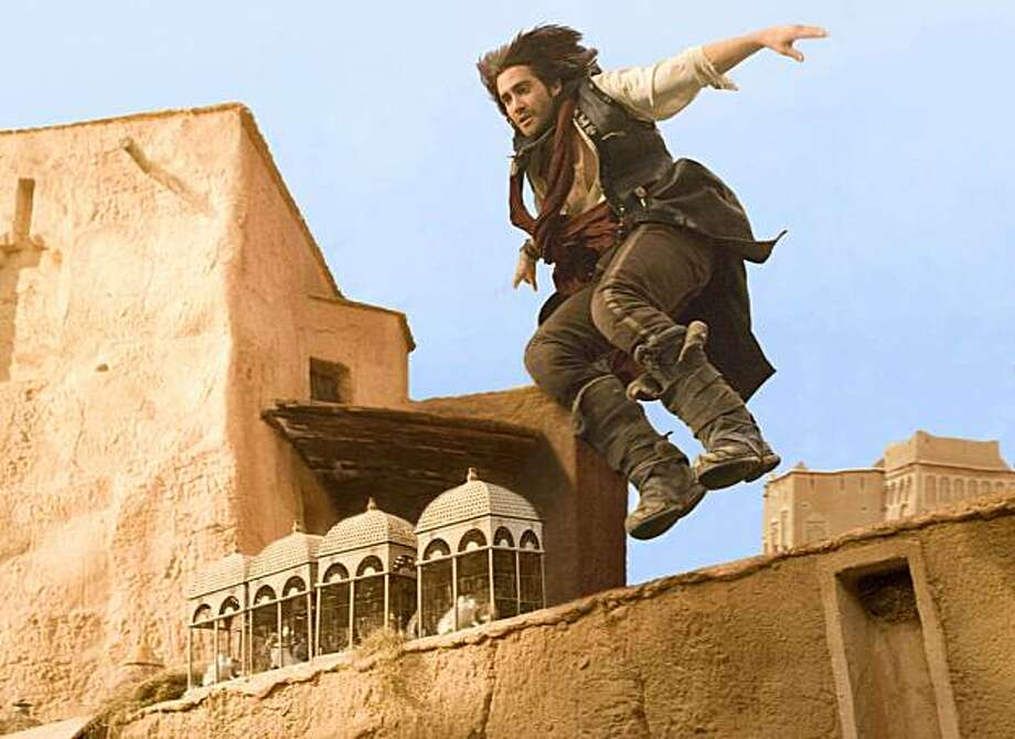 """PRINCE OF PERSIA: THE SANDS OF TIME"" Jake Gyllenhaal Photo: Andrew Cooper, SMPSP, Disney Enterprises, Inc."