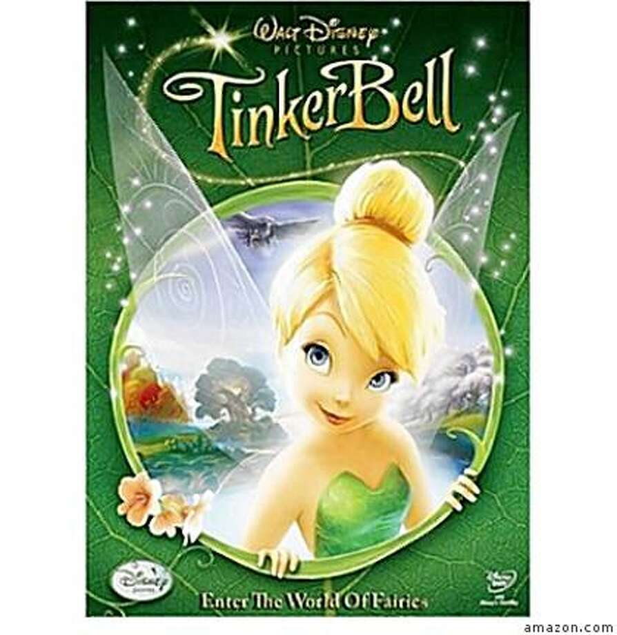 dvd cover TINKER BELL Photo: Amazon.com