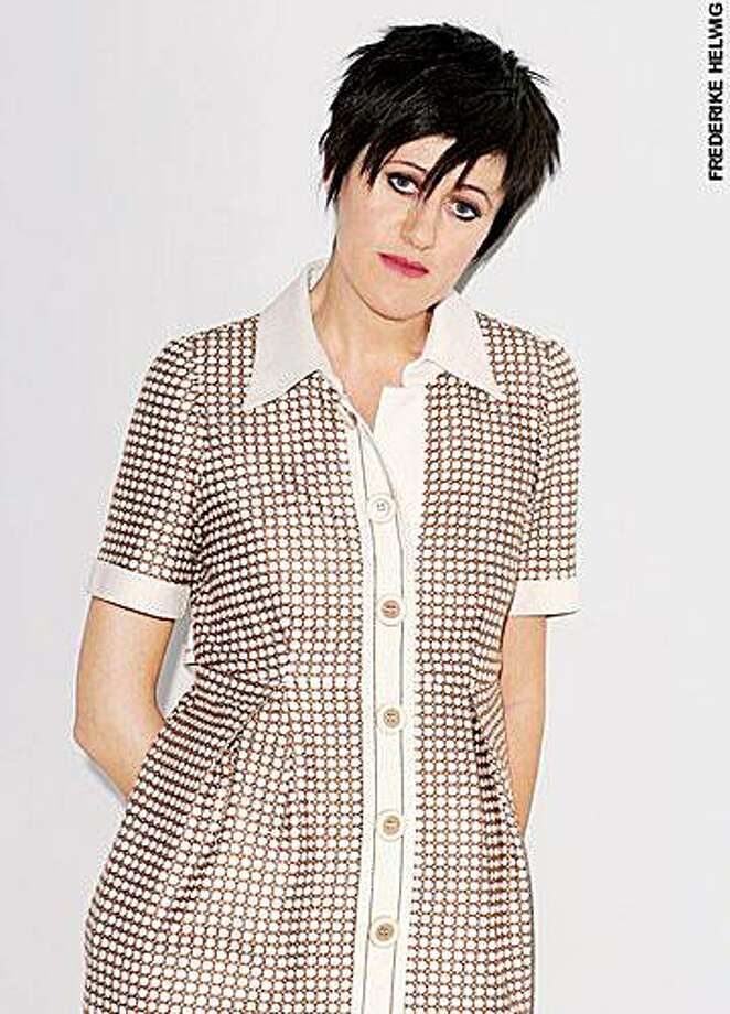 Singer Tracey Thorn Photo: I.telegraph.co.uk